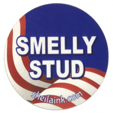 Smelly Stud Decal